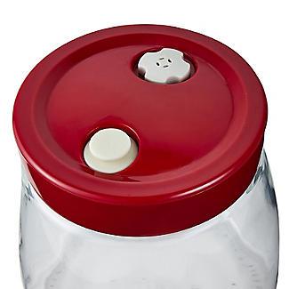 Lakeland Fermentation Jar with Air-Release Valve 1.4L alt image 3
