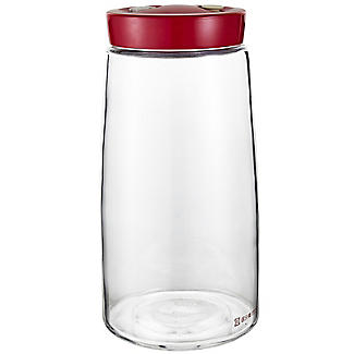 Lakeland Fermentation Jar with Air-Release Valve 1.8L