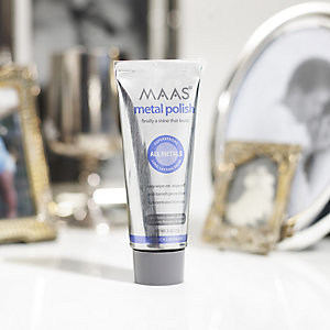 Maas® Metal Polishing Creme
