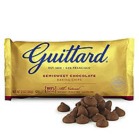 Guittard Semisweet Chocolate Chips 340g