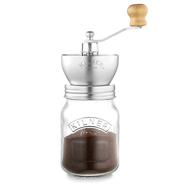Kilner Coffee Grinder with Storage Jar