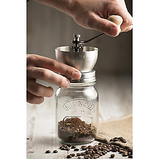 Kilner Coffee Grinder with Storage Jar alt image 5