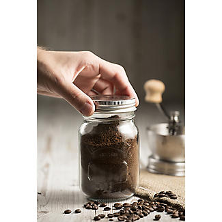 Kilner Coffee Grinder with Storage Jar alt image 6