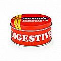 McVitie's Digestive Biscuit Tin Snack Pot