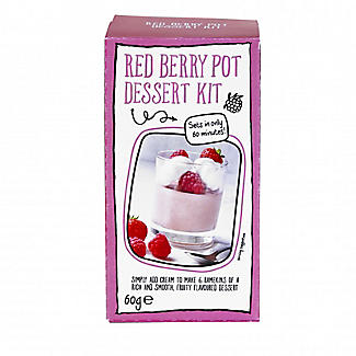 Just Add Cream Berry Pot Dessert Mix 60g