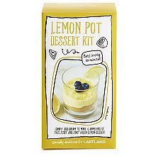 Lakeland Just Add Cream Lemon Pot Dessert Kit 60g