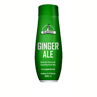 SodaStream Classics Ginger Ale 440ml