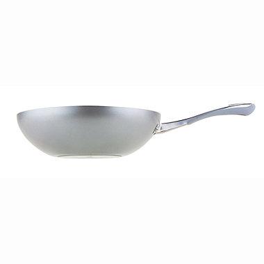 Prestige Prism 28cm Stir Fry Pan Silver