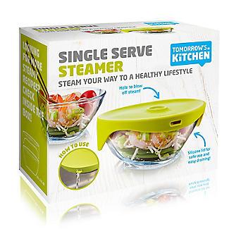Microwave Single Serve Steamer Bowl alt image 3