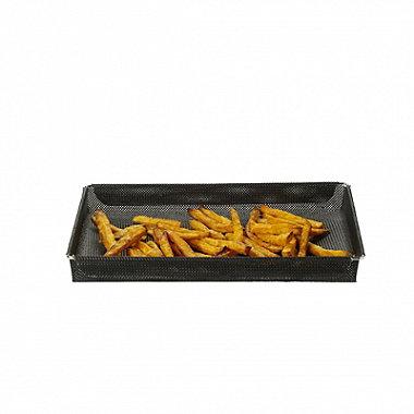 Oven Crisper Mesh Basket Tray Small