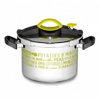 SitraPro Graphologie Pressure Cooker 8L