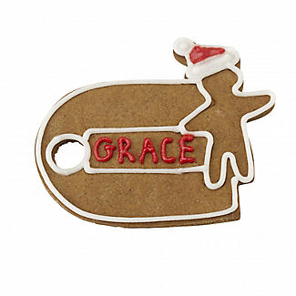 Christmas Gift Tag Cookie Cutter alt image 3