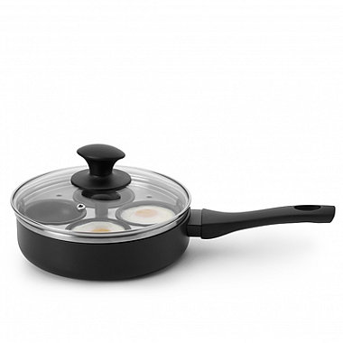 Induction-Safe 20cm Egg Poaching Pan