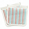 Full Circle Reusable Sandwich Bags 2 Pack
