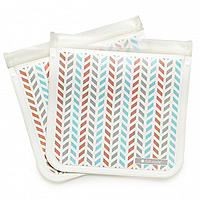 Full Circle Reusable Sandwich Bags 2 Pack