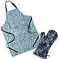 Clarissa Hulse Apron & Gauntlet Gift Set
