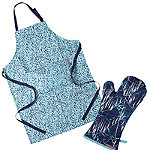 Clarissa Hulse Apron & Gauntlet Gift Set