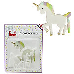 Unicorn Icing Cutter