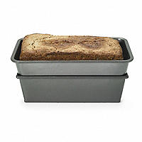 Chicago Metallic Gluten-Free 1lb Loaf Tin With Insert
