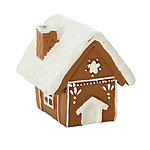 Gingerbread House Cake Topper