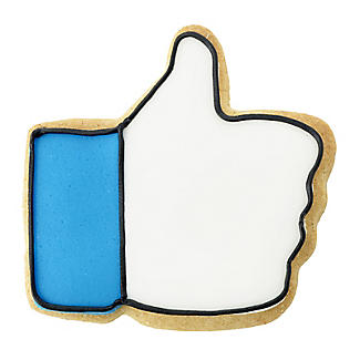 Lakeland Thumbs Up Cookie Cutter Set alt image 3