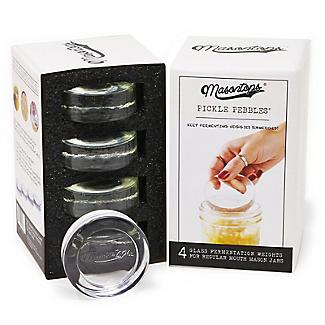 Pickle Pebble Fermentation Weights 4 Pack alt image 2