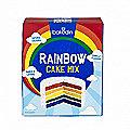 BakedIn 5 Layer Rainbow Cake Mix 610g