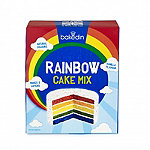 BakedIn 5 Layer Rainbow Cake Mix 610g