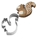 Squirrel Cookie Cutter