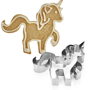 Galloping Unicorn Cookie Cutter