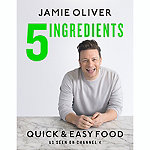 Jamie Oliver 5 Ingredients Book