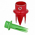 Kitchen IQ Pepper Corers - Pack of 2
