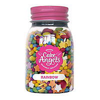 Cake Angels Rainbow Cake Sprinkles 75g