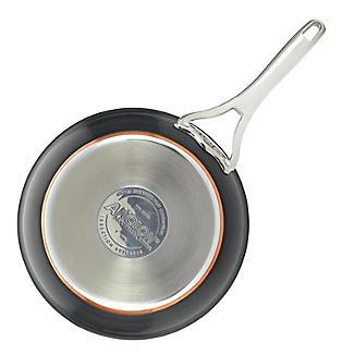 Anolon Nouvelle Copper 20cm Lidded Saucepan 3.8L alt image 2