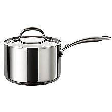 Circulon Ultimum Stainless Steel 18cm Lidded Saucepan 2.8L
