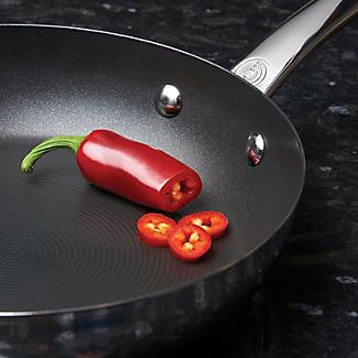 Circulon Ultimum Stainless Steel 20cm Lidded Saucepan 3.8L alt image 3