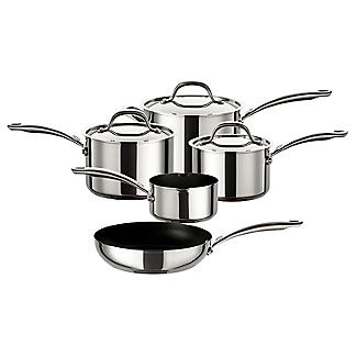 Circulon Ultimum Stainless Steel 5-Piece Pan Set alt image 1