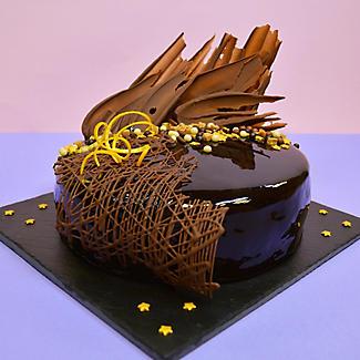 Cake Angels Ready To Use Glossy Chocolate Mirror Glaze 270g alt image 10