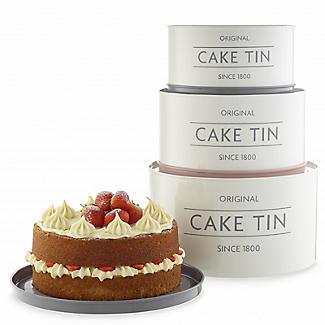 Mason Cash Innovative Kitchen Upside Down Cake Tin Set alt image 4
