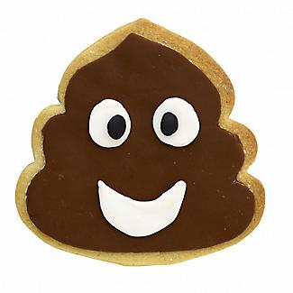 Rosanna Pansino by Wilton Swirl Comfort Grip Emoji Poo Cookie Cutter alt image 5
