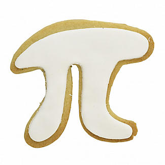 Rosanna Pansino by Wilton Pi Symbol Comfort Grip Cookie Cutter alt image 4