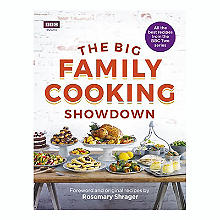The Big Family Cooking Showdown Book