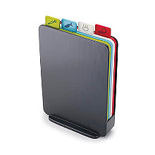 Joseph Joseph Index Compact Chopping Board Set Graphite