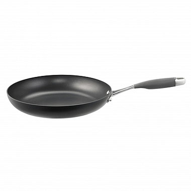 Lakeland Hard Anodised Bell Shaped 28cm Frying Pan