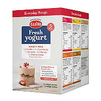 EasiYo Everyday 5 Flavour Variety Pack Yogurt Mix x 5