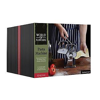 KitchenCraft Deluxe Double Cutter Pasta Machine alt image 3