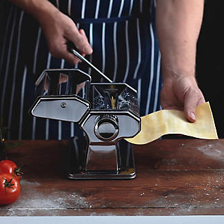 KitchenCraft Deluxe Double Cutter Pasta Machine alt image 5