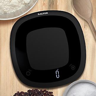 Salter Waterproof Aquatronic Flat Digital Kitchen Scales alt image 2