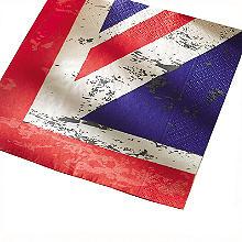 Celebrate Britain Union Jack Paper Napkins - Pack of 20
