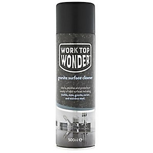 Worktop Wonder Hard Surface Cleaner 500ml